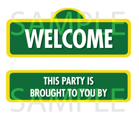 sesame sign template sesame sign templates www imgkid the image