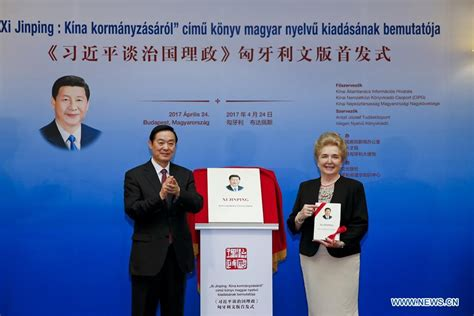 xi jinping s governance and the future of china books hungarian version of president s book on