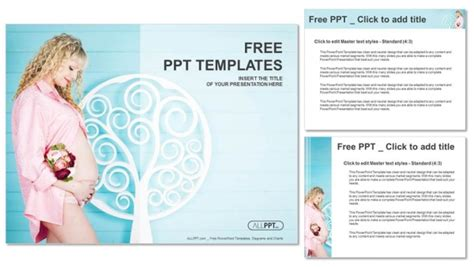 pregnancy powerpoint templates powerpoint templates