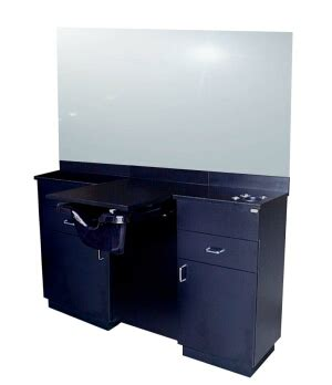 barber stations with sink collins cabinets stations styling stations