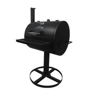 pedestal charcoal grill rivergrille barrel charcoal grill on pedestal cg2047001 rg
