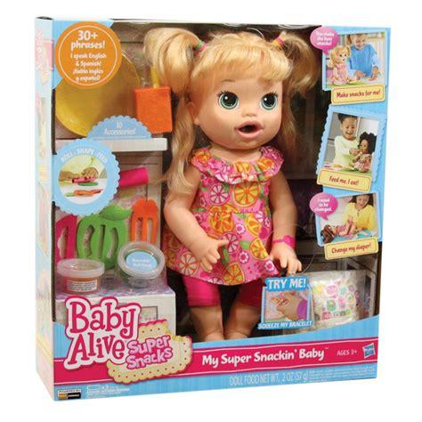 Baby Alive Baby baby alive my snackin mr toys toyworld