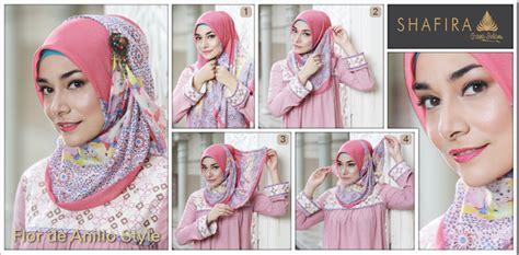 tutorial hijab turban sehari hari gambar tutorial hijab modern sehari hari