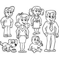 family coloring pages picture of joint family coloring pages batch coloring