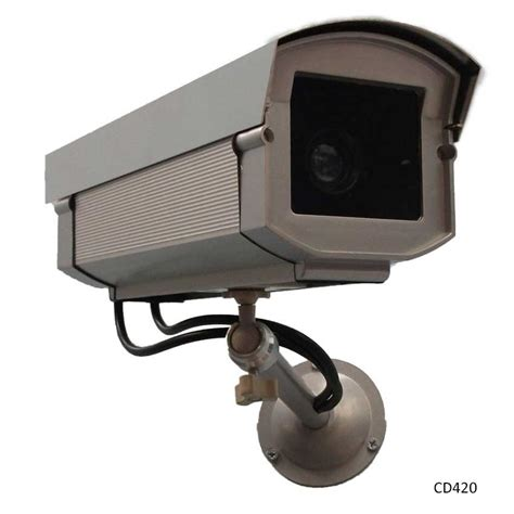 backyard surveillance camera professional outdoor replica cctv camera with free delivery