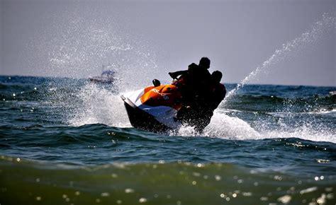 water scooter price in goa top 17 adventure activities to do in goa weekend thrill
