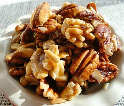 Roasted Nuts honey roasted nuts