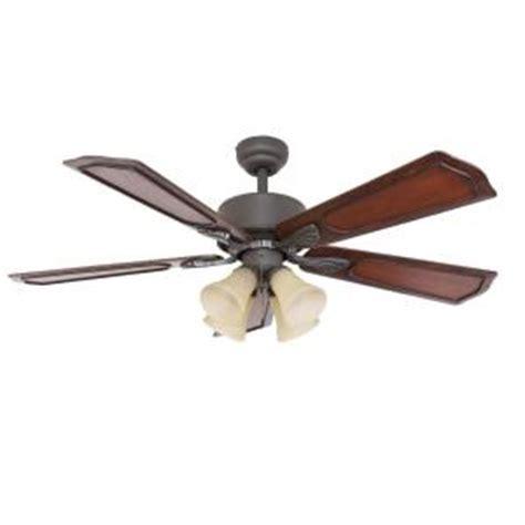 fans broadmoor 52 in bronze ceiling fan 10051