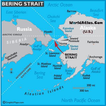 bering strait | sea doo onboard