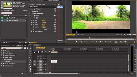 adobe premiere export video format adobe premiere pro export widescreen video without