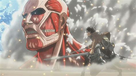 Attack On Titan Giants Ukuran S attack of the giants gif