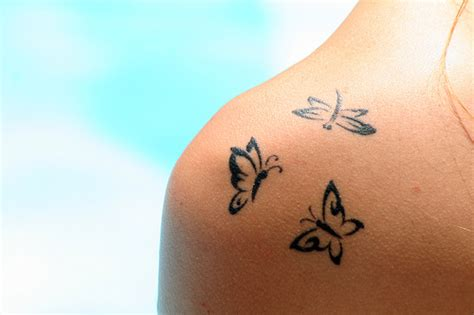 tattoo butterfly girl cute butterfly tattoos for girls all about