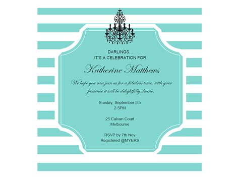 and co invitation template editable invitations magical printable