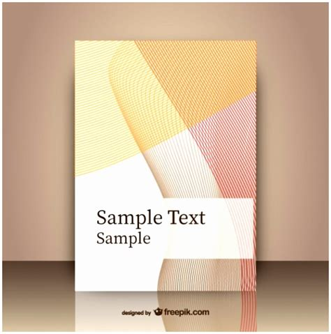 book cover page design templates free 6 book cover page templates free lwuzr