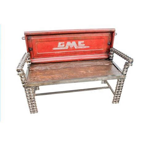 truck tailgate bench seat buy a custom made man cave furniture ideas gmc truck