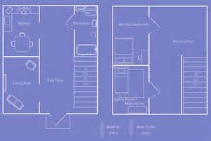 blueprint of house moody s house blueprints by kamajii the mog on deviantart