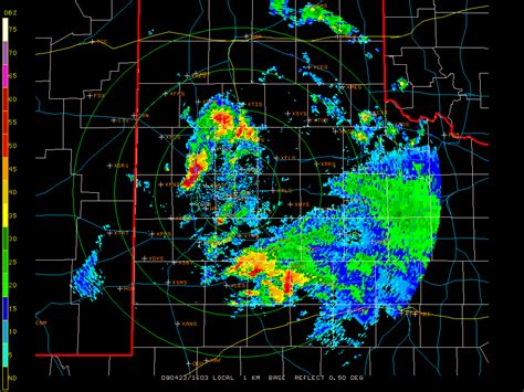 northern permian basin storms april 23 2008