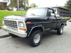 1979 Ford F150 4x4 Bed For Sale 1979 Ford F150 4x4 For Sale From California San Diego