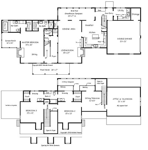 country home plans site map