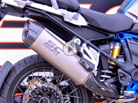Euro 4 Motorrad Sound soundcheck bmw r1200gs mit sc project exhaust euro4