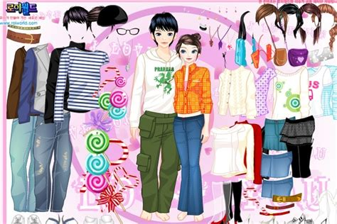 anime couple dressup game couples dress up games games