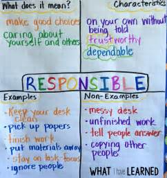 what to teach a 2 year at home teach responsibility in the elementary classroom