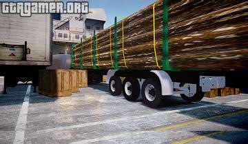 Прицепы для грузовиков для gta 4 скачать Машины