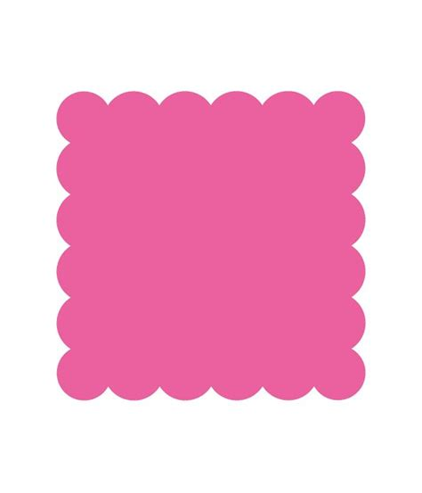 svg pattern tag scalloped square svg file svg file and filing