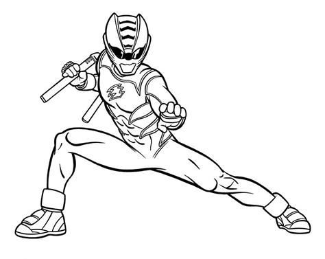 power ranger coloring pages power rangers jungle fury coloring pages az coloring pages