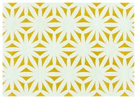 yellow flower rug gandia blasco flower yellow rug modern rugs by switch modern