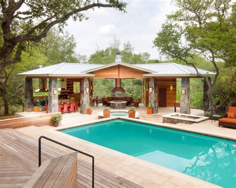 pool house design ideas remodels amp photos pool house