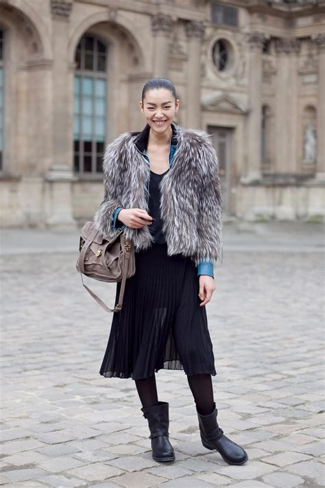 Style Liu by Style Liu Wen The Front Row View