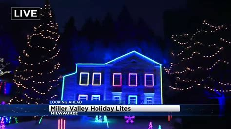 christmas lights at miller brewery milwaukee miller valley is brewing up plenty of spirit with its annual lights display