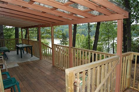 vacation rentals pine cottage hickory hollow resort table