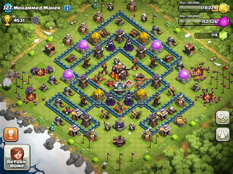clash of clans max levels the waiting game hands on with clash of clans