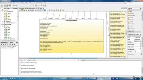 membuat diagram uml di netbeans uml plugin code to uml netbeans 7 0 7 1 7 2 7 3 7 3 1 8 0