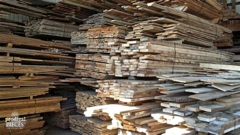 salvaged wood barn wood heaven i die prodigal pieces