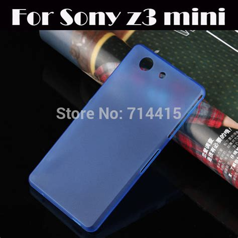 Sony Xperia Z3 Slim Matte 0 3mm Orange 0 3mm ultra thin matte clear slim skin