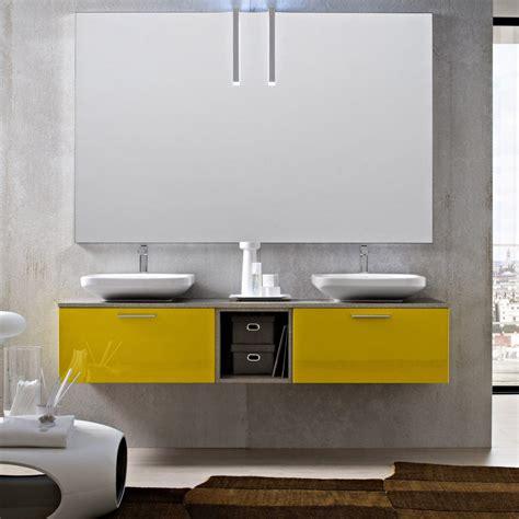 mobili bagno con due lavabi un bagno per due mobile con doppio lavabo arredamento