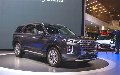 Hyundai Palisade 2020 by Hyundai Palisade 2020 Le Voici Guide Auto