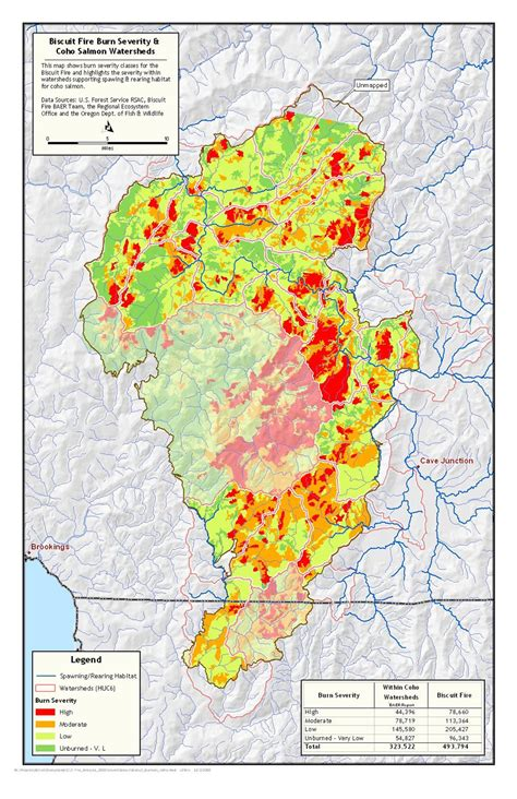 forest fires oregon map orww wildfires biscuit maps