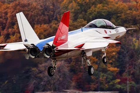 AviationsMilitaires.net — Mitsubishi X-2 Shinshin X 2