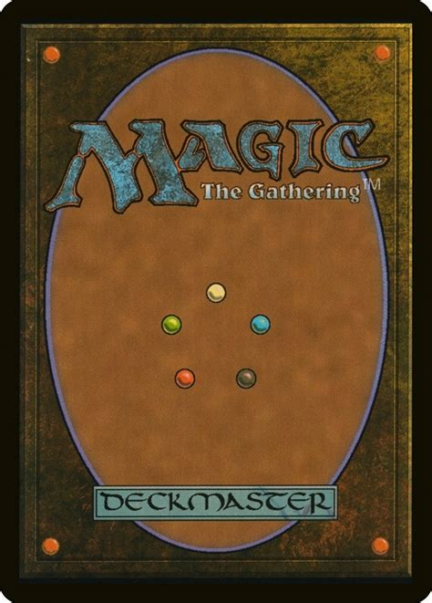 Magic The Gathering Card Template