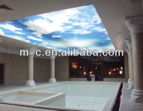 Stretch Fabric Ceiling by Pvc Soft Stretch Ceiling High Resolution Can Print