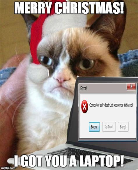 Christmas Grumpy Cat Meme - grumpy christmas memes fimfiction