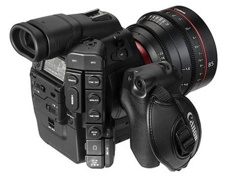 canon unveils new digital cinema camera & 4k dslr