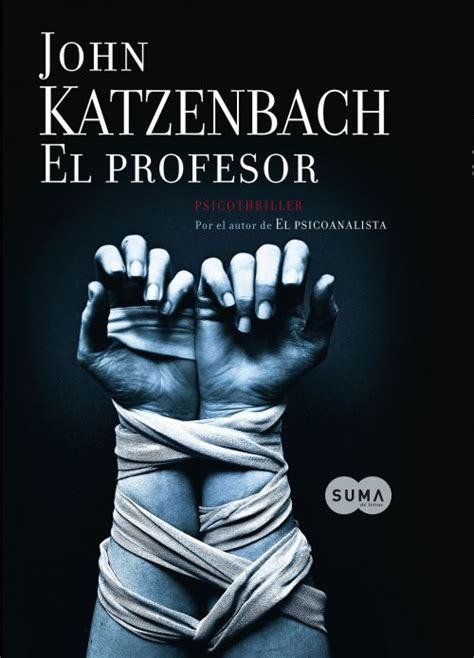 el profesor libro de john katzenbach