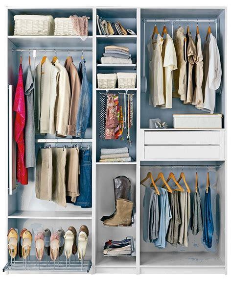 armarios ordenados c 243 mo lograr armarios ordenados y aprovechar el espacio