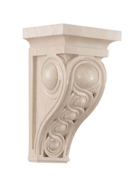 Small Decorative Corbels 01600637wl1 Infinity Decorative Wood Corbel Small Walnut