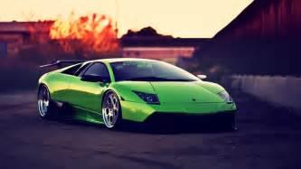 Green Lamborghini Wallpaper Green Lamborghini Hd Wallpaper Johnywheels